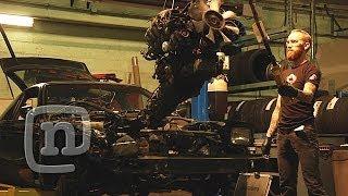 Download Chris Forsberg & Ryan Tuerck Build A Drift Missile Car For Cheap: Drift Garage Ep. 1 Video