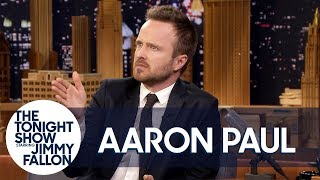 Download Rihanna Chased Down Aaron Paul in a Parking Lot Video