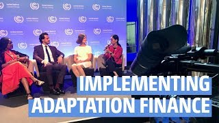 Download Implementing Adaptation Finance Video