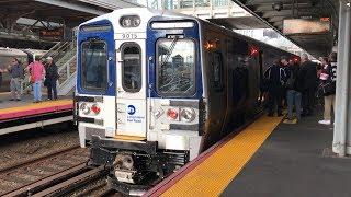 Download Riding Long Island Rail Road [LIRR] Kawasaki M9 EMU on Train 142 (Jamaica to Babylon) 9/13/19 Video