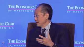 Download Dr. Jim Yong Kim, President, The World Bank Group Video