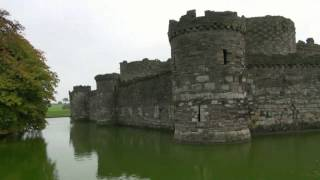 Download UNESCO Beaumaris Castle Wales Video