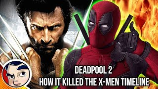 Download Deadpool 2 How it Killed The X-Men Timeline Video