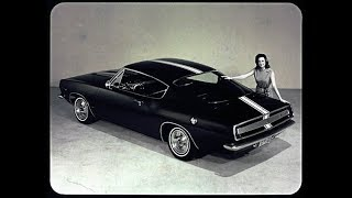 Download 1967 Plymouth Barracuda vs Ford Mustang Dealer Promo Film Video