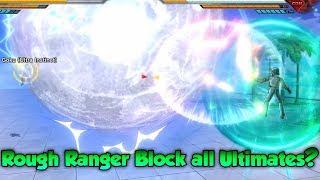 Download Rough Ranger block all Ultimates?! - Dragon Ball Xenoverse 2 Video