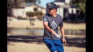 Download Disc Golf Practice Round with A.J. Risley Video