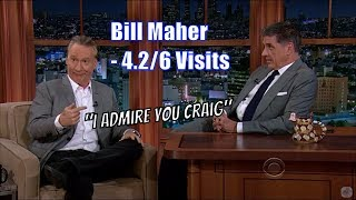 Download Bill Maher - Is Being Politically Incorrect - 4.2/6 Visits In Chronological Order [240-720p] Video