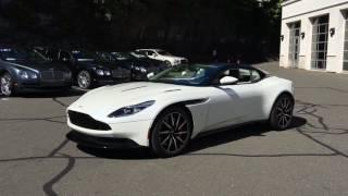 Download Aston Martin DB11 - Startup & Acceleration Video