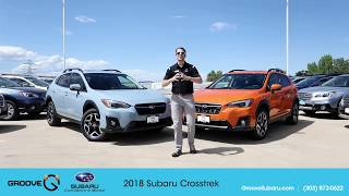 Download The 2018 Subaru Crosstrek is here Video