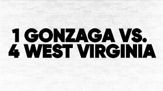Download (1) Gonzaga vs. (4) WVU Video