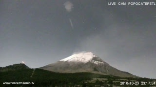 Download Monitoreo Volcán Popocatepetl EN VIVO Video