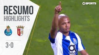 Download Highlights | Resumo: FC Porto 3-0 Braga (Taça de Portugal 18/19 1/2 Final) Video