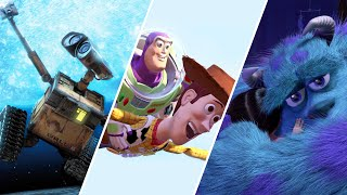 Download 25 Years of Pixar Animation Video