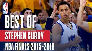 Download The Best of Stephen Curry! | NBA Finals 2015-2018 Video