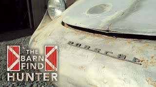 Download 1 of 1 handmade Porsche coupe, Model T Fords, and some old Hondas | Barn Find Hunter - Ep. 41 Video
