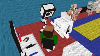 Download Monster School: Haircut - Minecraft Animation Video
