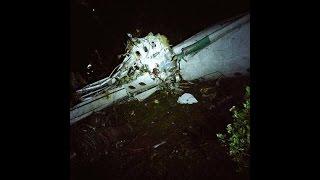 Download Avión que transportaba al equipo Chapecoense se estrello en Colombia - 5 Sobrevivientes 76 Muertos Video