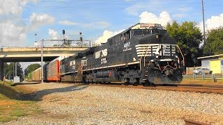 Download NS 291 with two AC44C6M's in Stockbridge, Ga. Video