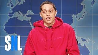 Download Weekend Update: Pete Davidson on Being Sober - SNL Video