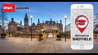 Download Study in Sheffield | Which? University Video