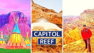 Download Capitol Reef National Park | Everything You Need To See | Utah Travel Vlog Video
