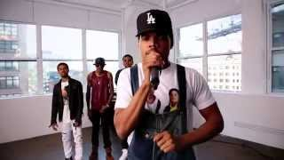 Download 2014 XXL Freshmen Cypher With Chance The Rapper, Isaiah Rashad, August Alsina and Kevin Gates Video