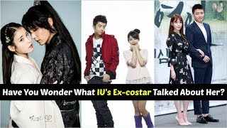 Download Have You Wonder What IU's Ex - Costars Talk About Her? Video