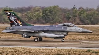 Download USAF F-16 Squadron Goes To Thailand • Cobra Gold 2019 Video