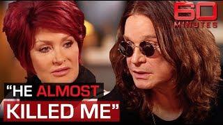 Download Ozzy Osbourne reveals he almost killed Sharon in drunken rage | 60 Minutes Australia Video