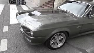 Download [4k] Ford Mustang GT500 ″Eleanor″ in Monte Carlo, Monaco April 2017 Video
