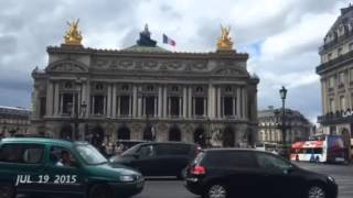 Download One Second a Day at UNESCO HQ in Paris Video