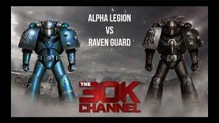 Download Alpha Legion VS Raven Guard: Centurion Video