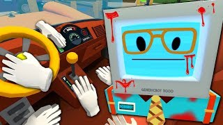 Download THESE ROBOTS COLLECT HUMAN HANDS - Job Simulator VR #8 Video