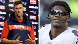 Download NFL Players and Social Media REACT to Lamar Jackson's DOMINANCE of the League So Far Video