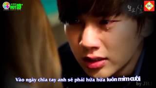 Download Anh Buông Tay Rồi Đó Em Đi Đi Lương Gia Hùng MV Fanmade Lyric Video