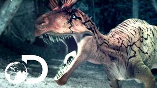 Download Cryolophosaurus Battle - Reign of the Dinosaurs Video