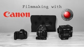 Download Filmmaking with RED EPIC W + Canon C100mkii + Canon 6D Video