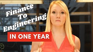 Download How I moved from finance to engineering in a year Video