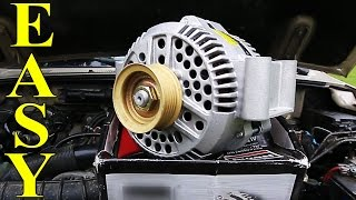 Download How to Replace an Alternator Video