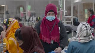 Download Syrian Workers in Garment Sector Video