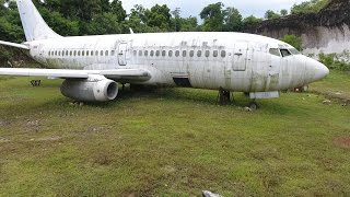 Download ABANDONED PLANE FOUND 737 Video