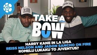 Download Harry Kane To Real Madrid, Holland 3-0 Germany, Romelu Lukaku to Juventus - Take a Bow Video