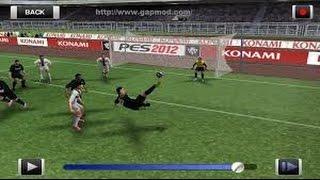 Download لعبة كرة القدم winning eleven 2012 Video