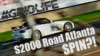 Download 130 MPH SPIN! S2000 #Gridlife Road Atlanta Time Attack Video