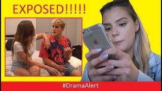 Download Jake Paul & Erika Costell EXPOSED by Alissa Violet #DramaAlert RiceGum vs Team 10 - KSI vs Sidemen! Video
