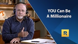 Download YOU Can Be A Millionaire - Dave Rant Video