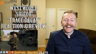 Download Westworld - S01E08 ″Trace Decay″ (Reaction & Review) Video