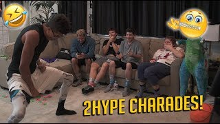 Download HILARIOUS 2HYPE HOUSE CHARADES CHALLENGE! Video