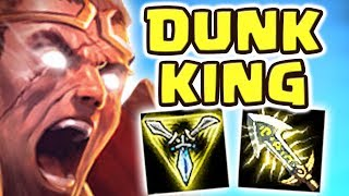 Download COME ON AND SLAM!! FULL AD DARIUS JUNGLE IS ACTUALLY FUN | THE GAME-SAVING STEAL | DISGUSTING SPEEDS Video