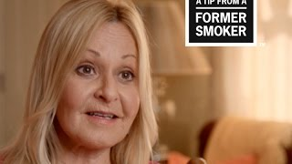 Download CDC: Tips From Former Smokers - Rebecca: Vicious Cycle Video